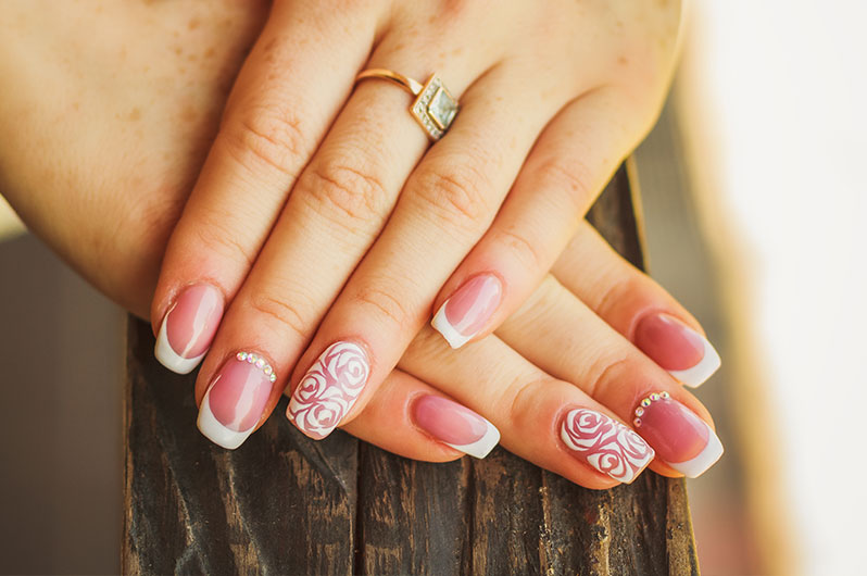 V Attractive Nails & Spa Nail Art Services