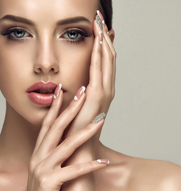 V Attractive Nails & Spa Makeup and hair styles